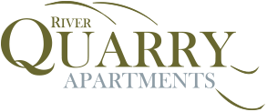 riverquarryapartments.com Logo